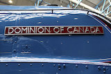 Dominion of Canada Nameplate