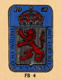 Colour logo for the Festival of Britain,  1951