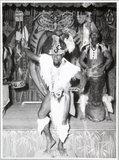 Prince Kari-Kari's 'Jungle Fantasy', Ashanti War Dance