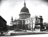 St. Paul's Cathedral, 1951