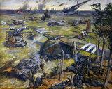Mainland Europe Invasion WW II