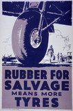 Rubber For Salvage
