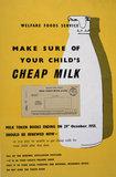 Rationing Milk