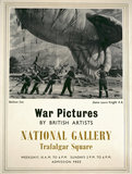 War Pictures Exhibition at the National Gallery