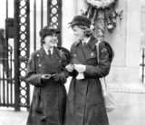 Recipients of decorations at Buckingham Palace - 7-October-1941