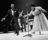Louis Armstrong & Velma Middleton - 1956