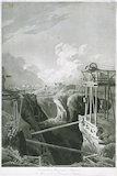 The Iron Mine, Dannemora, Upland', Sweden, c 1800.