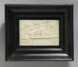 Plaque, 17th century.