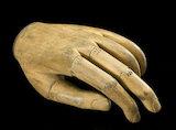 Artificial left hand, Birmingham, England, c.1920.