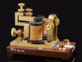 Telegraph sounder.