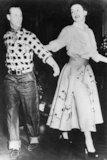 Princess Elizabeth dancing