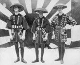 Lord Mountbatten in Japan