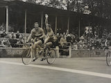 Olympic Quarter Finals of the 2,000 Metres Tandem Race
