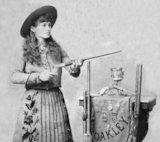 Annie Oakley - c1890