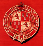 Crest, Great North of Scotland Railway Company