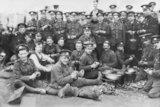 Spud Bashing--the 53rd Batt. the Manchester Regiment - c1916