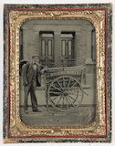 Baker's Boy, about 1860