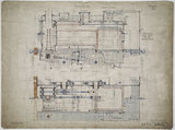 Engineering drawing  1901,A1966.24/MS0001/3/60631