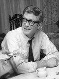 Michael Caine, Feburary 1966.