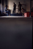 Musicians, New York, circa 1963