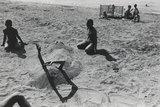 'Belle Isle beach, Detroit', 1965