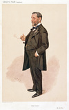 Sir Sam Fay, c 1900s.