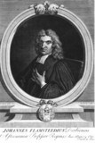 John Flamsteed, English astronomer, 1712.