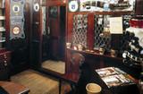 Mr Gibson's Pharmacy in Hexham, Northumberland, 19th century.