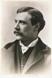 William Friese-Greene, British cinematography pioneer, c 1900s.