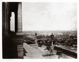 Nashville from the Capitol, Tennesee, USA, 1864.
