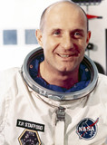 Gemini 6 astronaut Thomas Stafford, 1965.