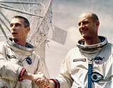 Gemini 9 astronauts, 1966.