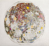 Geological map of the moon, 1967.