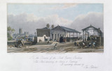 Canterbury Station, Kent, 1846.