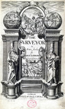 Frontispiece from 'The Surveyor', 1616.