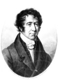 Francois Arago, French astronomer, physicist and statesman, 1824.