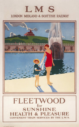 'Fleetwood for Sunshine, Health & Pleasure'