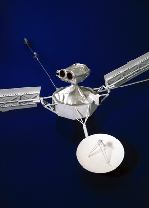 Mariner 10 spacecraft, 1973.