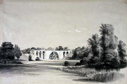 Sowe Viaduct, near Binley, 2 July 1837.