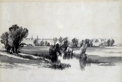 River Sowe, near Coventry, May 1839.