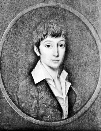 Sadi Carnot, French theoretical physicist, 1806.