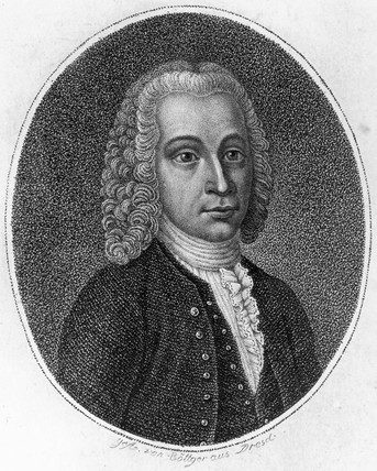 Portrait of Anders Celsius, c. 1730s