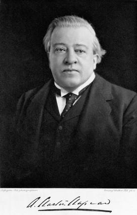 Alfred Chapman, British chemist, c 1910-1932.