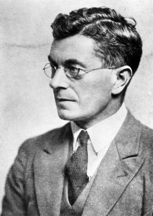 Sydney Chapman, English mathematician, c 1930s.