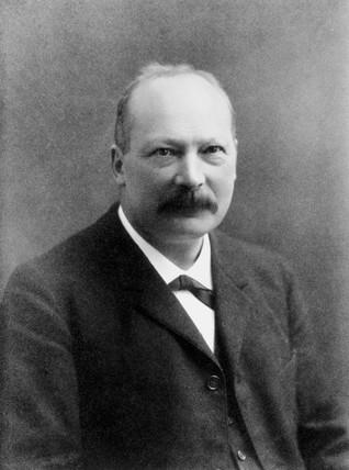 Pierre Chappuis, c 1910.