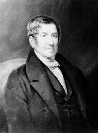 Charles Chubb, British locksmith, 19th century.