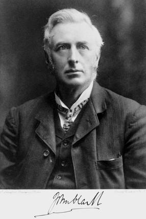 John Clark, medical philanthropist, c 1893-1904.