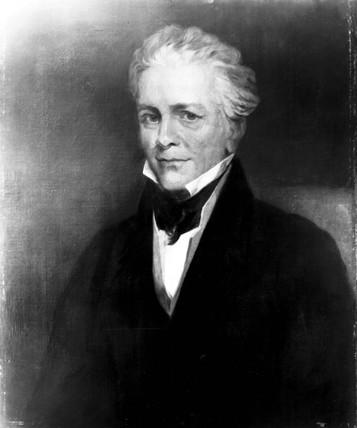 Sir William Cubitt, English civil engineer, c 1830.
