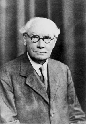 Bernard Dyer, English agricultural chemist, c 1930s.