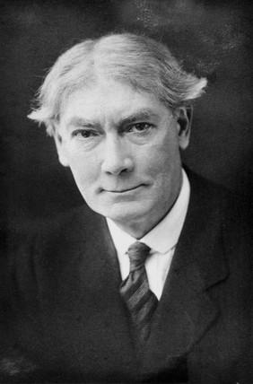 Bernard Dyer, English agricultural chemist, early 20th century.